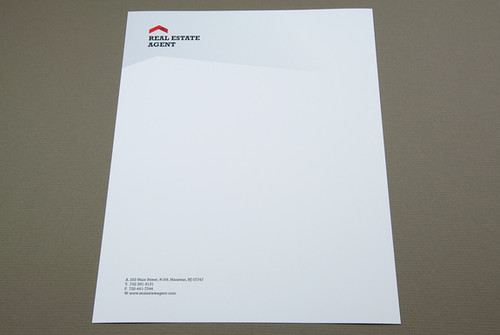 letter to real estate agent