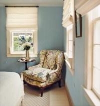 Pretty blue bedroom: 'Rivera Azure' by Benjamin Moore | Flickr
