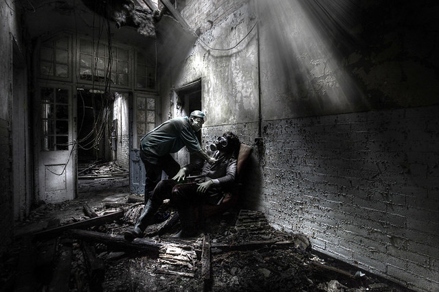 Girl In Hospital Wallpaper Hellingly Abandoned Asylum You Can T Kill What Is