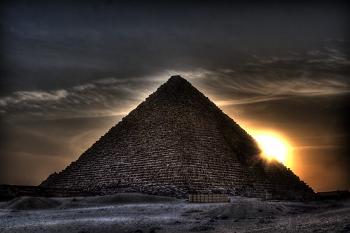 3d Fractal Wallpapers Hd Cairo Pyramid Sunset M Schiff Flickr
