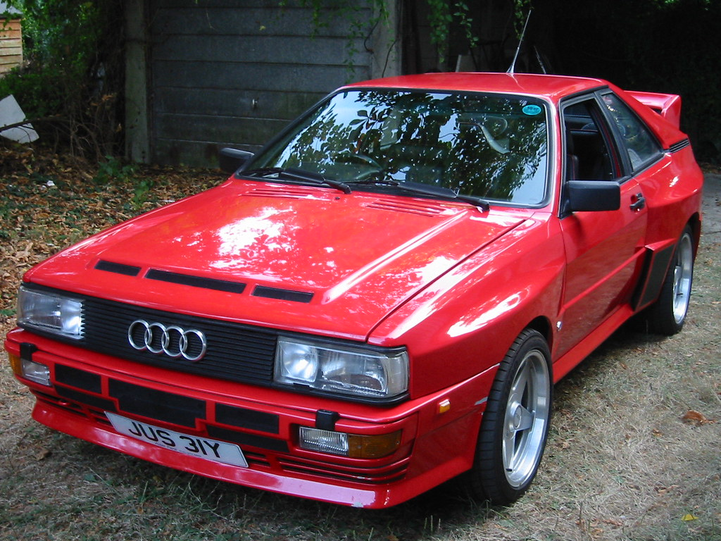 Audi Urquattro Innenausstattung Audi Ur Quattro Sport In 2003 Ah Cars I Used To Own