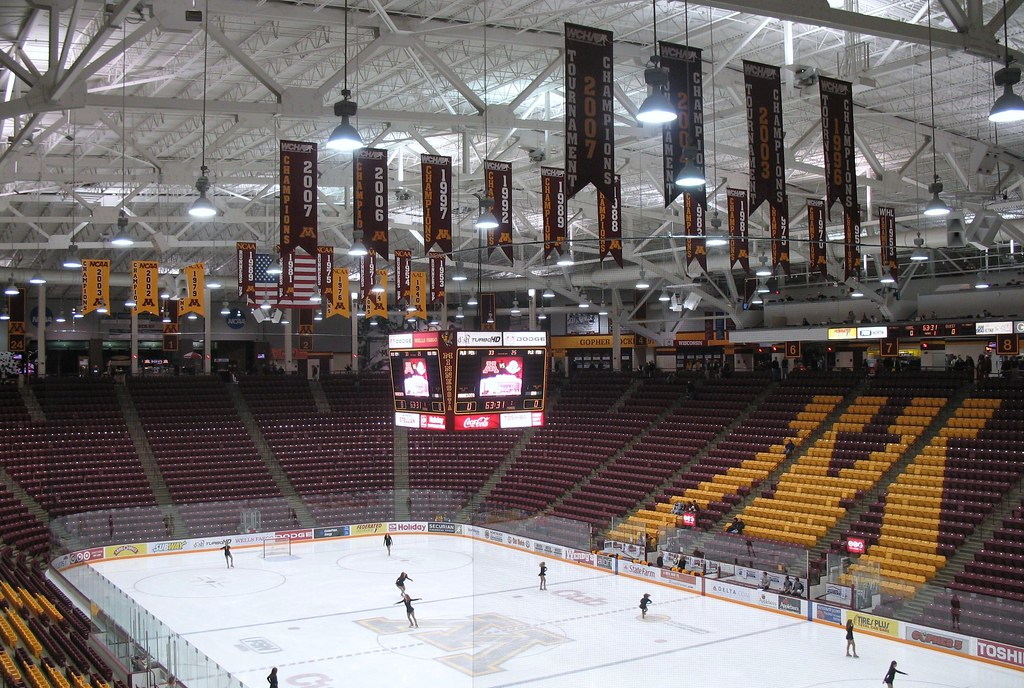 3d Basketball Wallpaper Mariucci Arena 2009 For Those Not Familiar With The