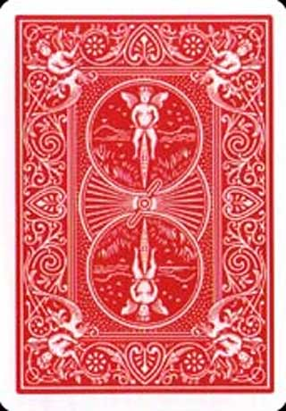 Red Star 3d Wallpaper Bicycle Red Playing Card Back Bicycle Red Playing Card