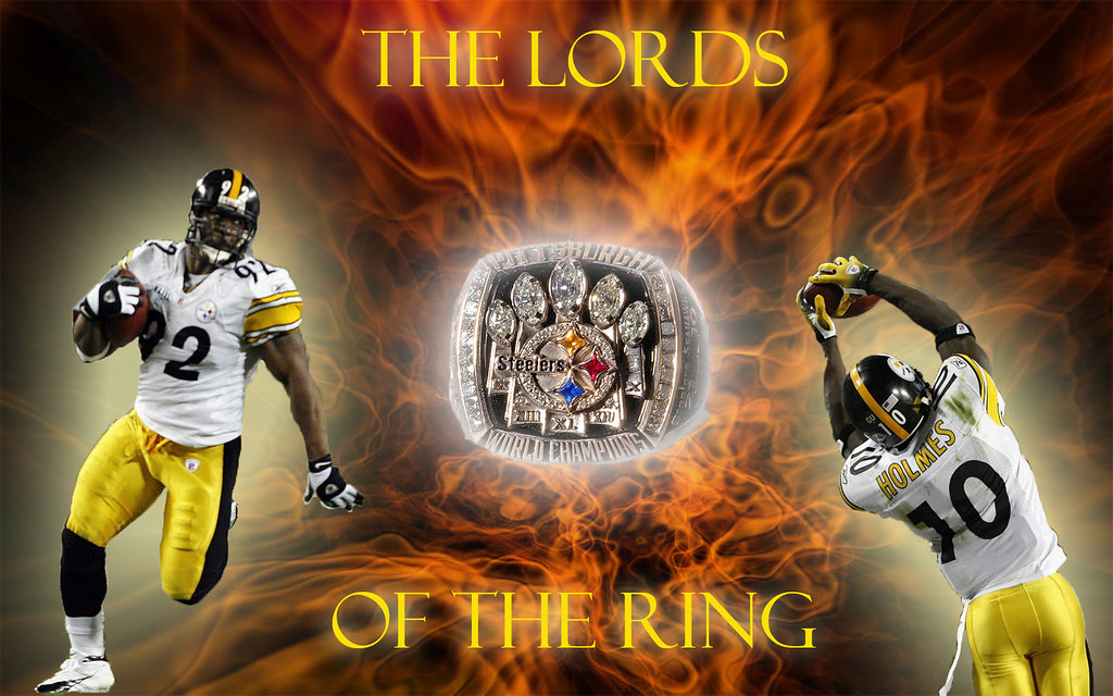 Steelers Wallpaper Hd Quot Lords Of Rings Quot Steelers Wallpaper This High Res