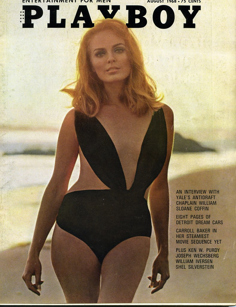 Free Wallpaper Old Cars Playboy Magazine Cover August 1968 Ben And Asho Flickr