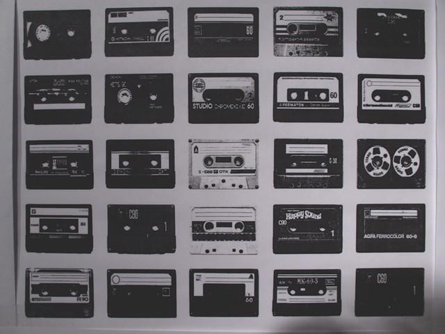 Black Aesthetic Wallpaper Cassette Tape Wallpaper I Still Have A Few Of These