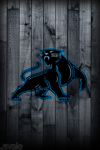 Free Phone 3d Wallpapers Carolina Panthers I Phone Wallpaper A Unique Nfl Pro