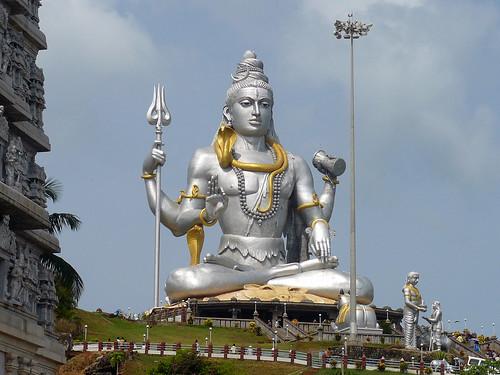 Shiv Parvati 3d Wallpaper Statue Of Lord Shiva Flickr Photo Sharing