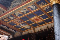 Stage Ceiling- The Globe | Hillarie | Flickr