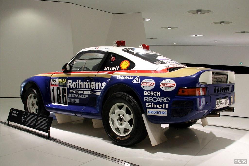 Fastest Car In The World Wallpaper 1986 Porsche 959 Paris Dakar The Porsche 959 Is A Sports