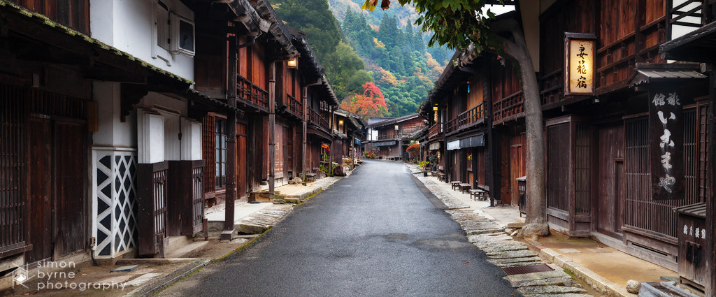 New 3d Wallpaper For Mobile Phone Tsumago Kiso Valley Japan Spent One Night In The Great