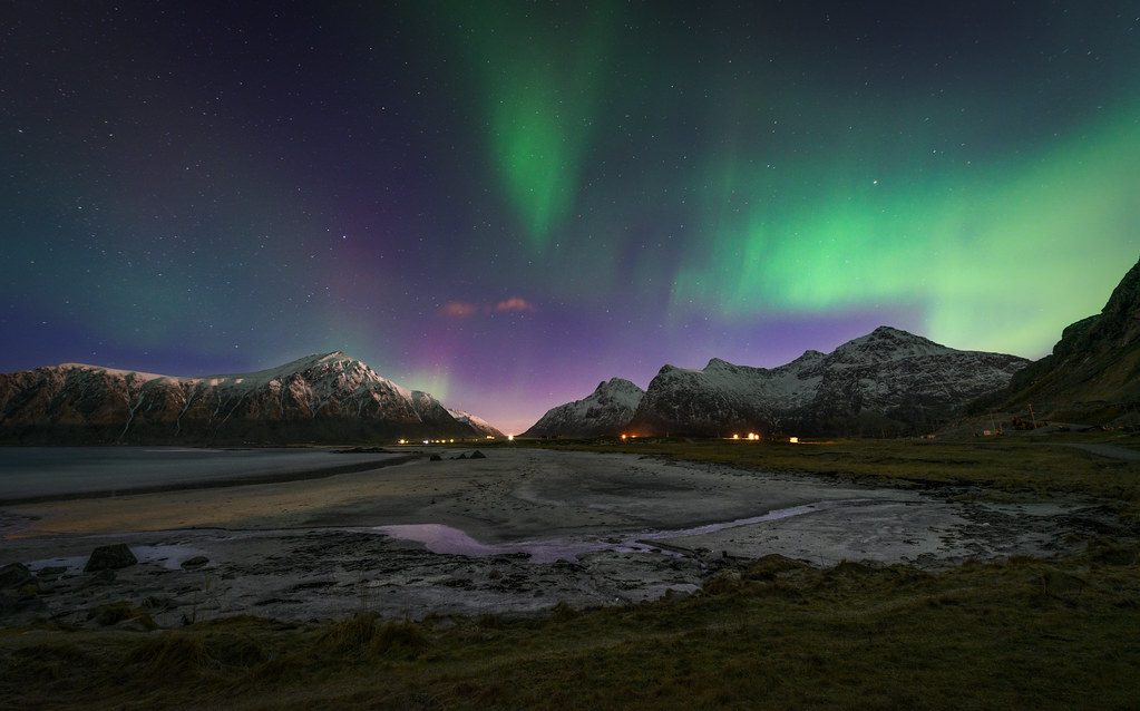 Hd Wallpaper Of World Turning Point Flakstad Norway I Hope Everyone S Not