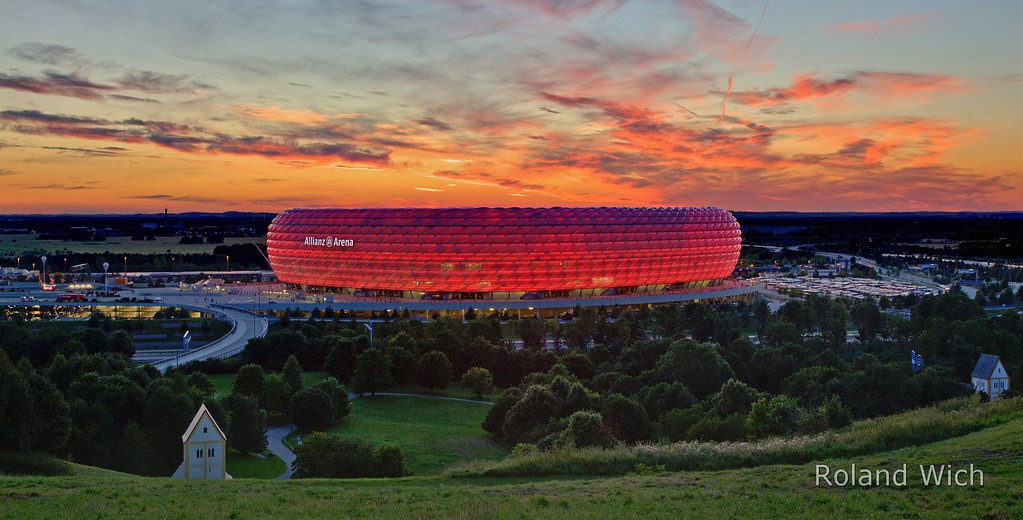 Wallpaper 3d Funny M 252 Nchen Allianz Arena Roland Wich Flickr