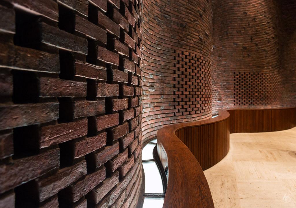 3d Brick Wallpaper For Walls Mit Chapel Mit Chapel Designed By Eero Saarinen