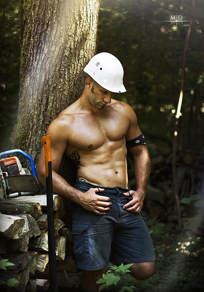 3d Wallpaper Cowboys Hot Lumberjack Mathieu D Flickr