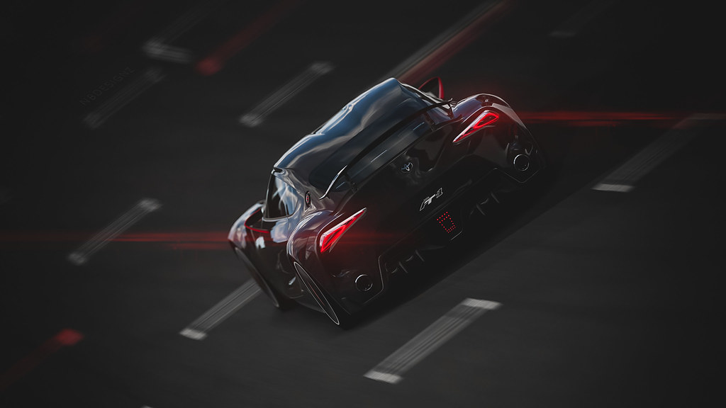 New 4k 3d Hd Wallpaper Toyota Ft 1 Concept Gran Turismo 6 Nicolas Flickr