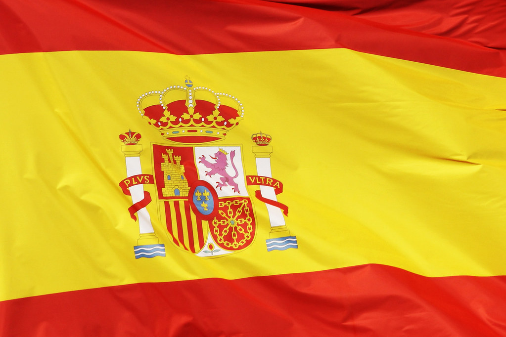 Barcelona Logo 3d Wallpaper Bandera De Espa 241 A Bandeira De Espa 241 A 183 Flag Of Spain