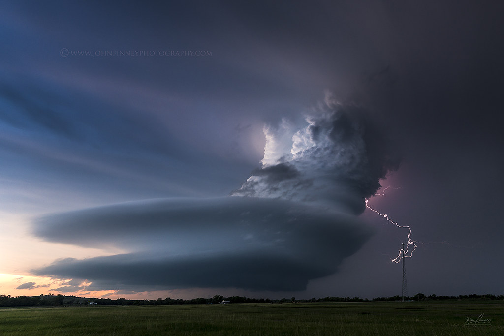 Thunderstorm Wallpaper 3d Broken Bow Nebraska Usa Another Shot Of The Amazing
