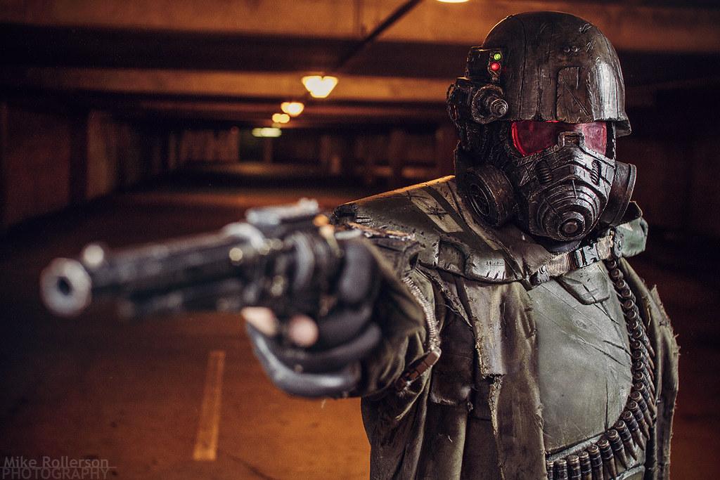 Fallout 4 Wallpaper Hd Wondercon 2014 Ncr Ranger Fallout Mike Rollerson