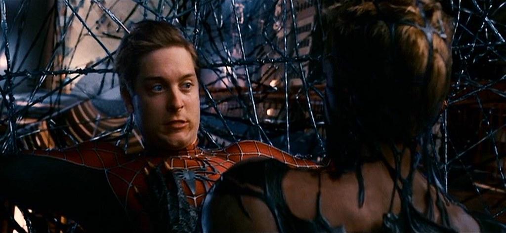 Spider Man 3d Live Wallpaper Venom Fighting Spider Man Spider Man 3 2007 Guardian