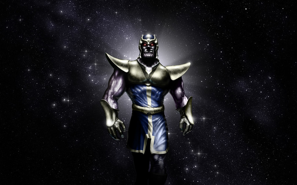 3d Wallpaper Ship Thanos Of Titan Wallpaper My Recent Quot Thanos Of Titan