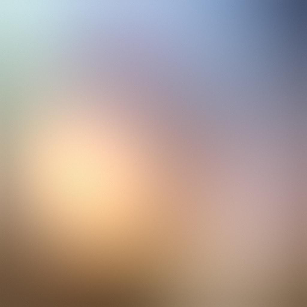 Blur 3d Wallpaper Pastel Gold Blur 2048 X 2048 Pixel Image For The Ipad S