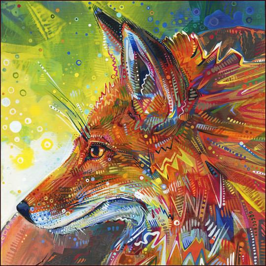 3d Art Mobile Wallpaper Outfox Red Fox Rus 233 Le Renard Roux 2012 For More