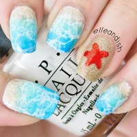 Spring Break: Beach Nails (2 Ways! This is the SIMPLIFIED ...
