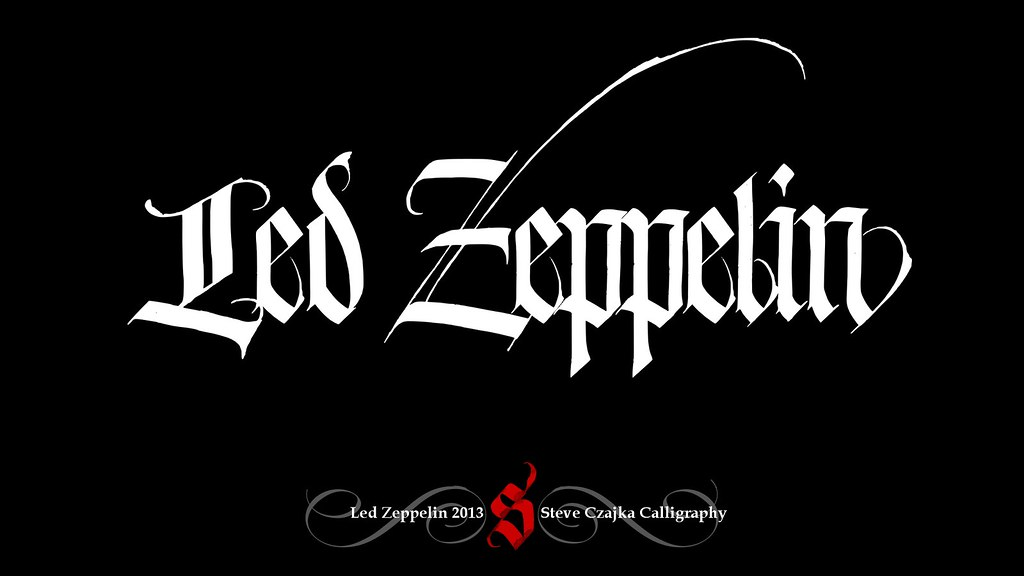 New 3d Wallpaper 1920x1080 Led Zeppelin A Quick Piece To Show Some Of The New