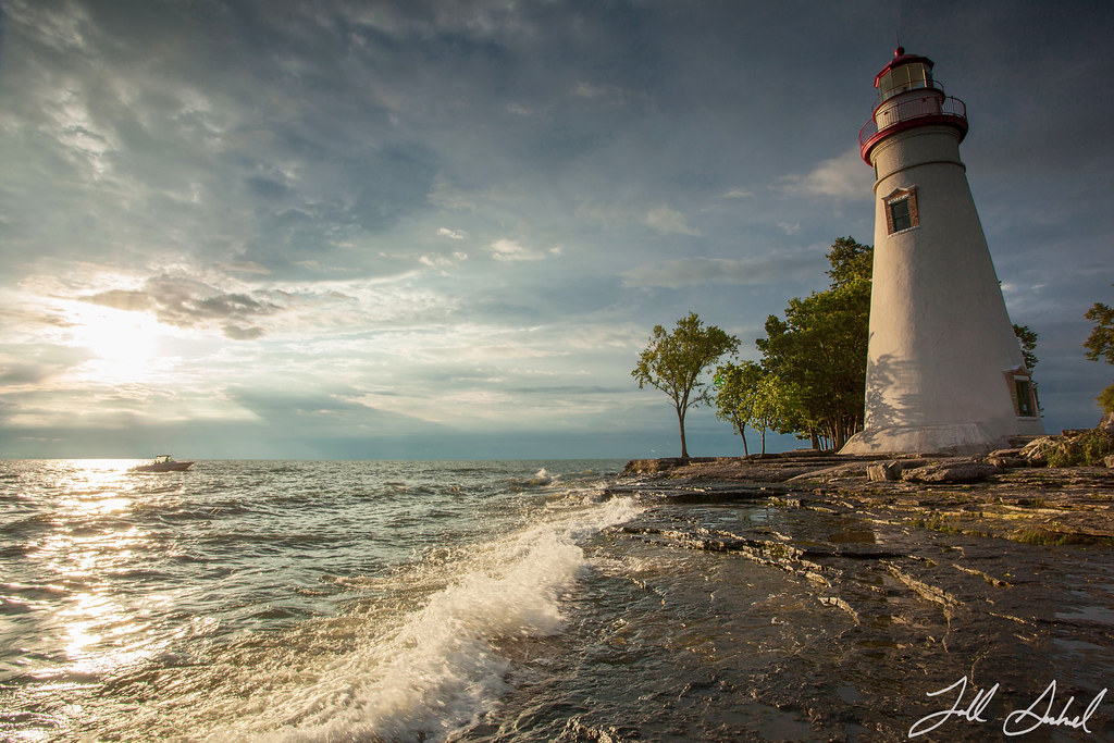 3d 4k Fbb Wallpaper Marblehead Lighthouse Marblehead Ohio Anyone That