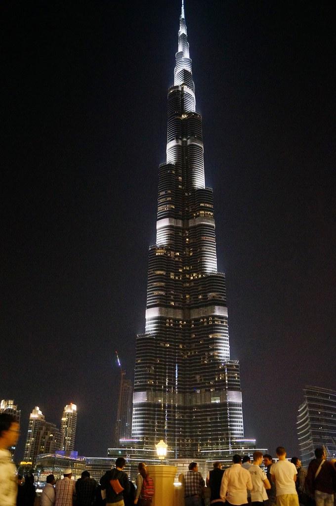 3d Pc Wallpaper Com Burj Khalifa Full Night Time Shot Marviikad Flickr