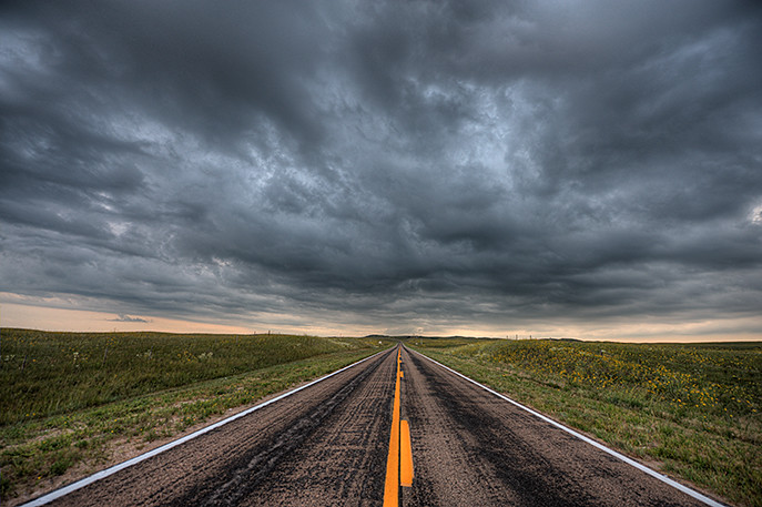 Fall Mountains Hd Wallpaper Pictures Storm Clouds Over Highway 97 Near Valentine Nebraska Flickr