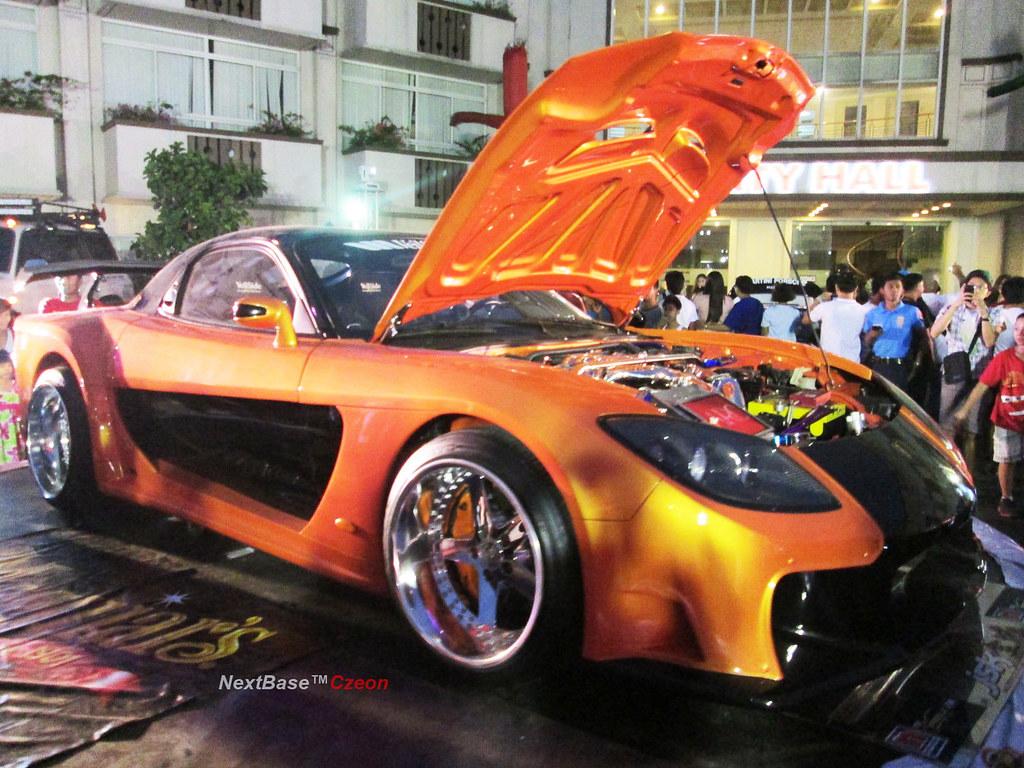 Drift Car Wallpaper Mobile Han S Mazda Rx7 Tokyodrift Veilside Shot Location 1st