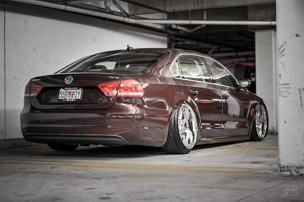 Audi Sports Car Wallpaper Carlos B7 Passat Tdi Bagged On Vip Modular Vr12 Carlos