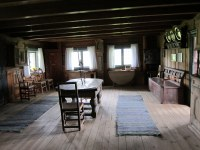 Interior living room Old Hvam farm | Interior from early ...