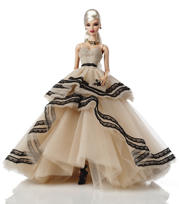 Barbie Doll 3d Wallpaper The Third W Club Doll For 2014 Fashion Royalty Ombres Po 233