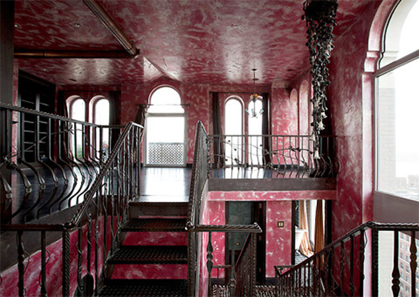 A 1920s Hotel Lobby Hidden In An Upper West Side Apartment Building