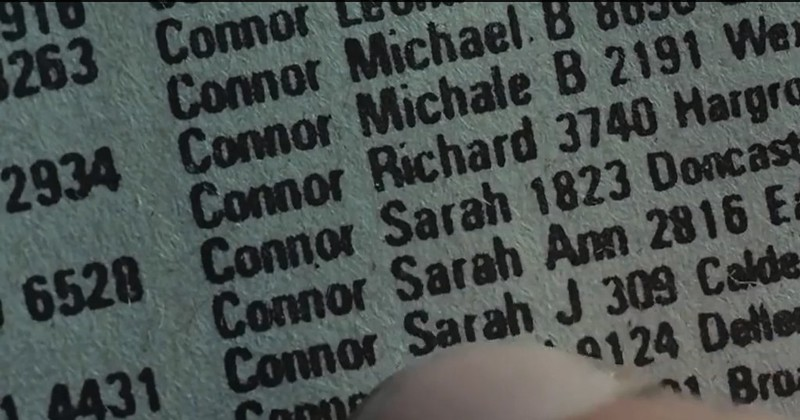 Street address for Sarah Connor No1 doesn\u0027t match - The Terminator - phonebook by address