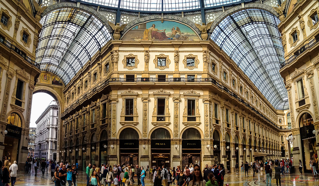 Prada Wallpaper Iphone Galleria Vittorio Emanuele Ii Milano Camara Camera