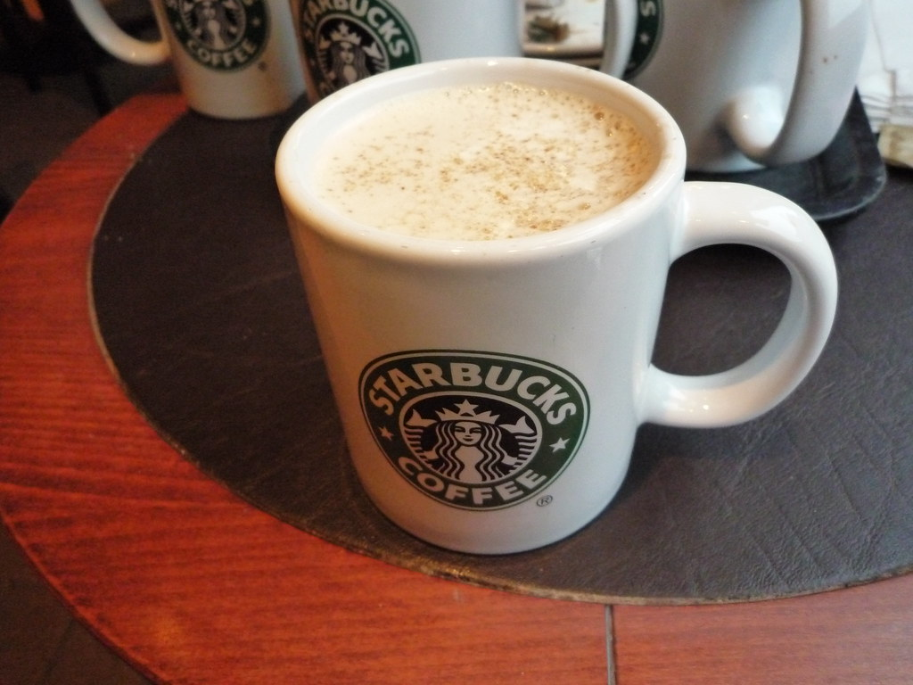 Coffee Americano Starbucks 2010 19 A Lovely Toffee Nut Latte O Ambernectar 13