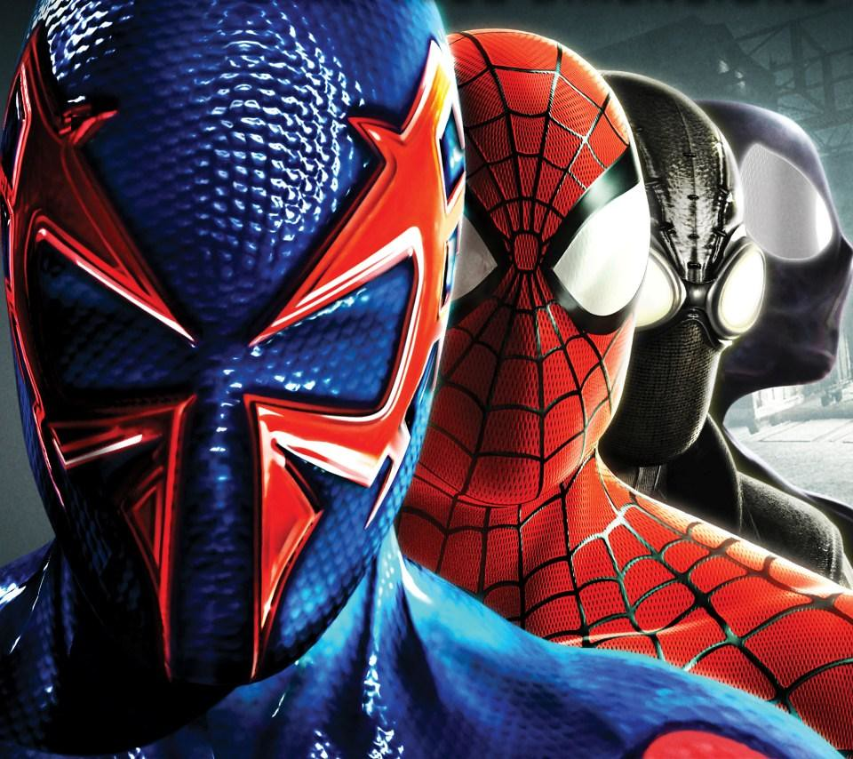 3d Hd Girl Wallpapers Shattered Dimensions M Flikie Com Spider Man Shattered