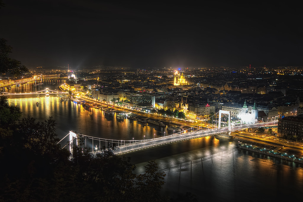 New 4k 3d Hd Wallpaper Budapest At Night Thefella Portfolio Vimeo Twitter