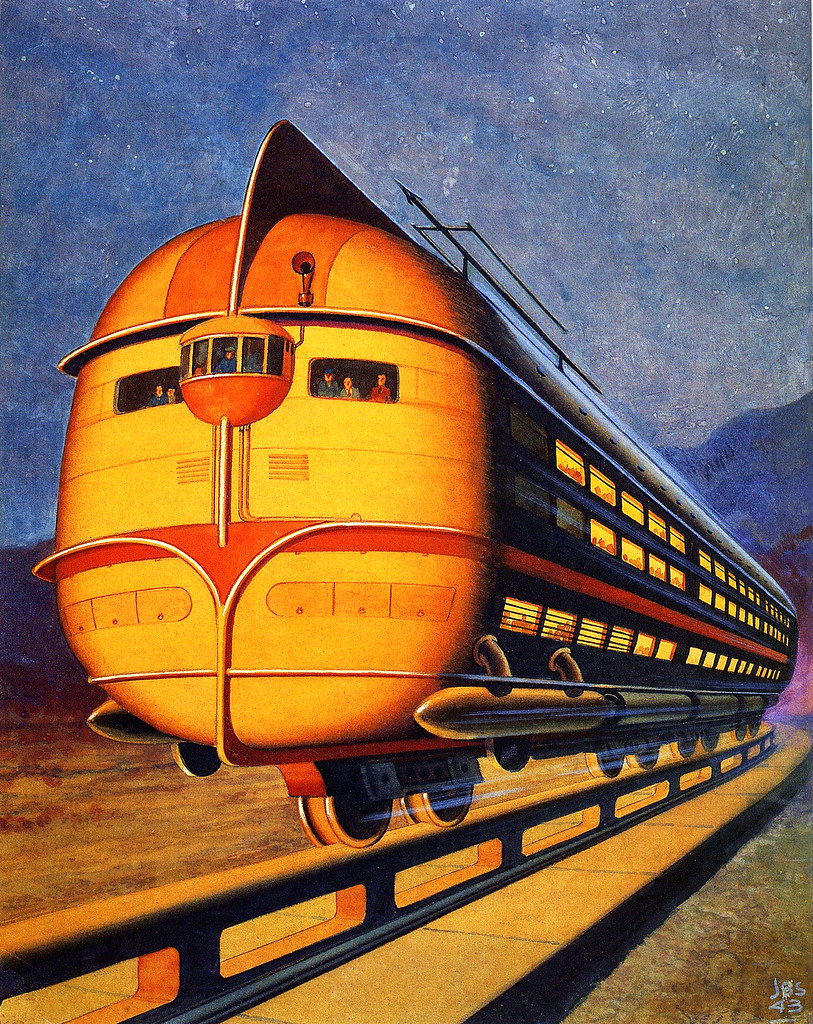3d Wallpaper Gyro 1943 Giant Orange Train All Images Posts Are For