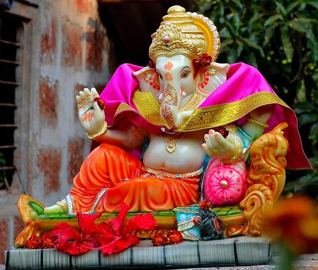 Vinayaka Chavithi Hd Wallpapers Ganpati Bappa Morya Flickr Photo Sharing