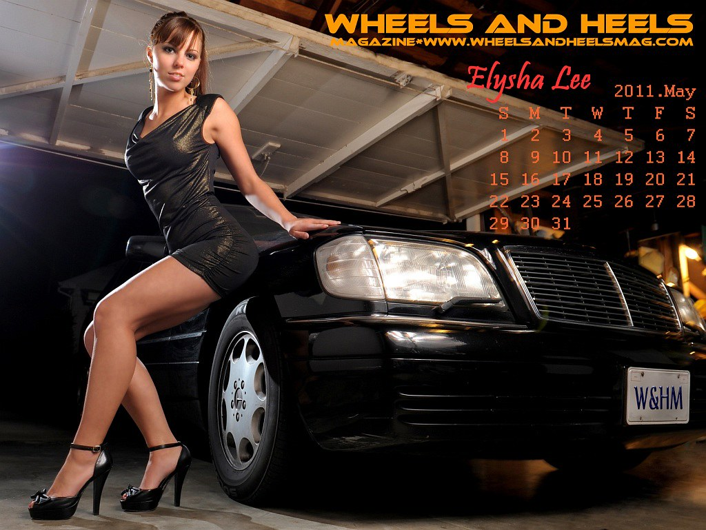 Sexi Girl Hd Wallpaper W Amp Hm Elysha Lee 1024x768 Wheels And Heels Magazine Flickr