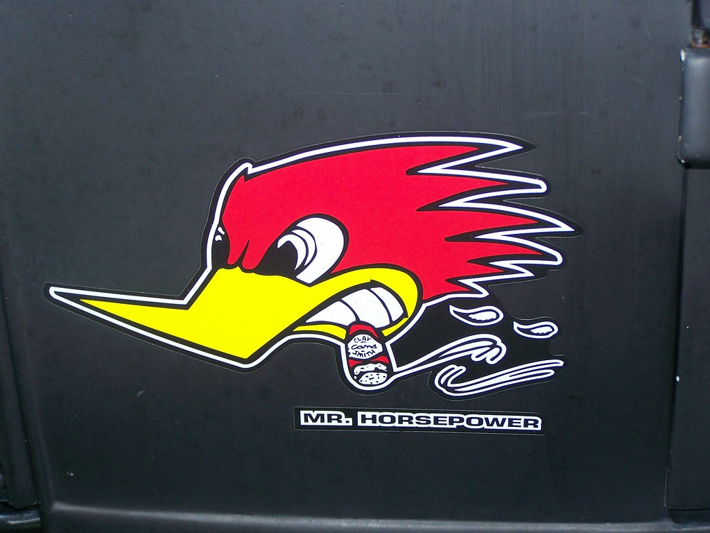 Wallpaper Tattoo 3d Mr Horsepower Decal On 1932 Ford See At Car Show In