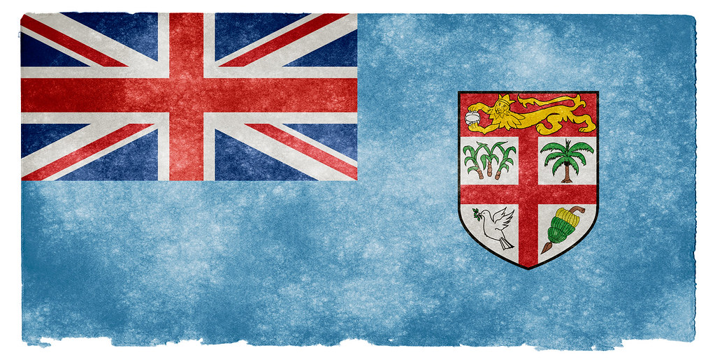 Hd Standard Wallpaper Fiji Grunge Flag Grunge Textured Flag Of Fiji On Vintage