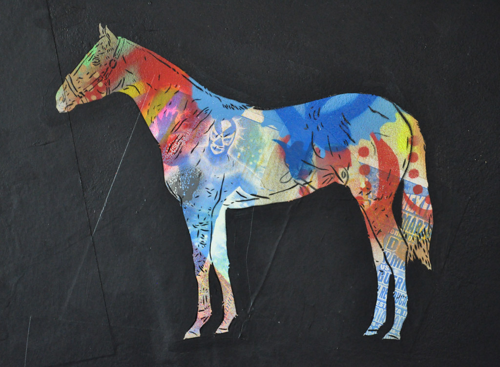 Wallpaper Horse 3d White Horse Round 5 Fight Horse Wallpaper Detail