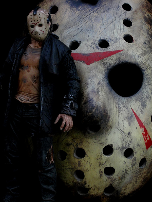 Free Iphone 3d Wallpapers Friday The 13th Jason Mask Replica This Is The Freddy