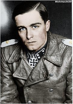 Army 3d Wallpaper Joachim Peiper Colorized Wehrmacht39 Flickr